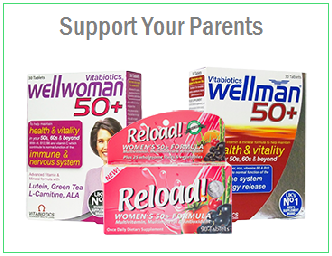 Dietary Support for Mum & Dad